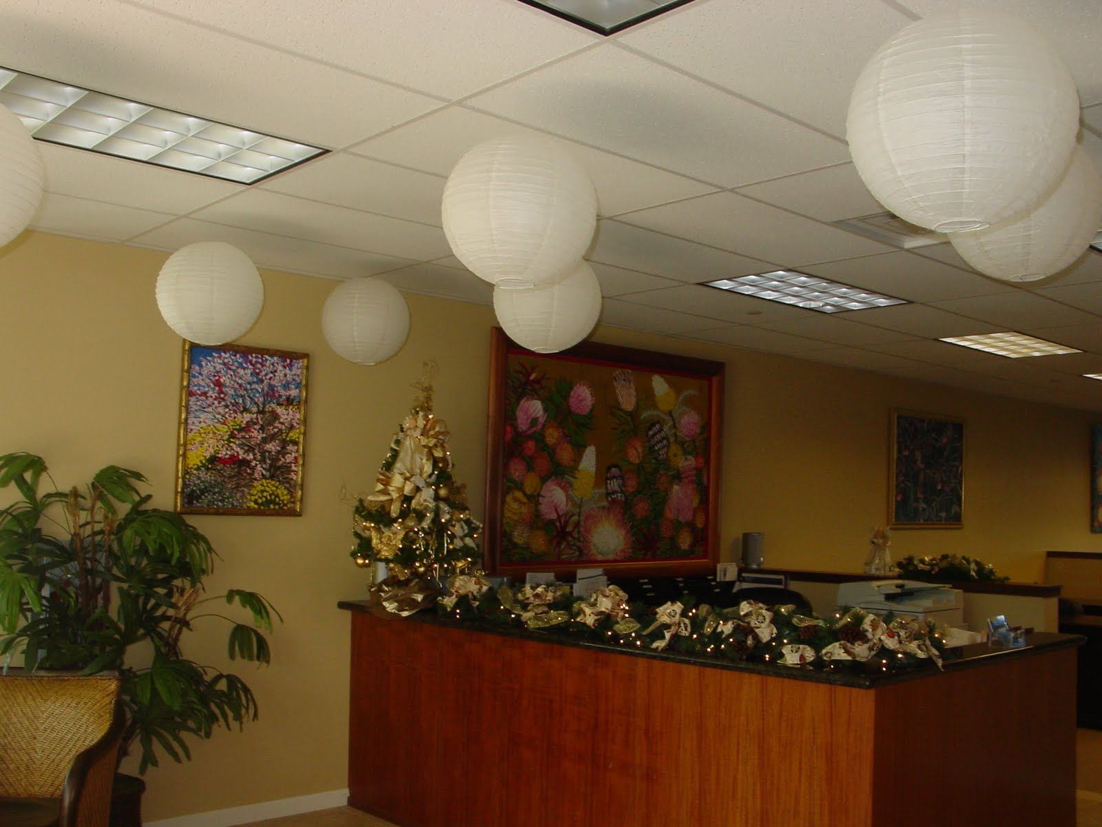 New Office Cubicles  Holiday Decor Ideas  Paperblog